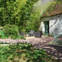location vacances France avec terrasse privative