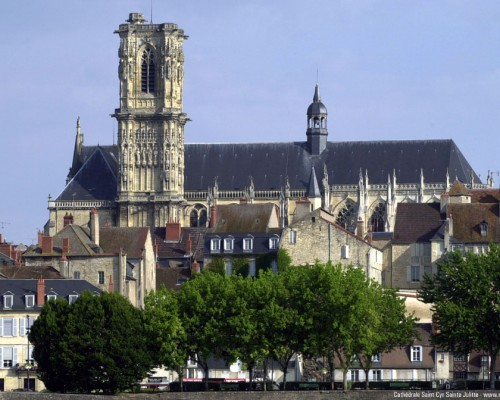 Cathédrale nevers